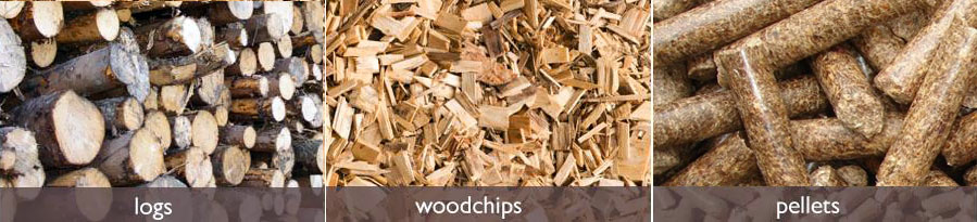 making wood into pellets