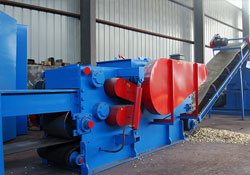 EFB Shredder and EFB Fiber Crushing Machine